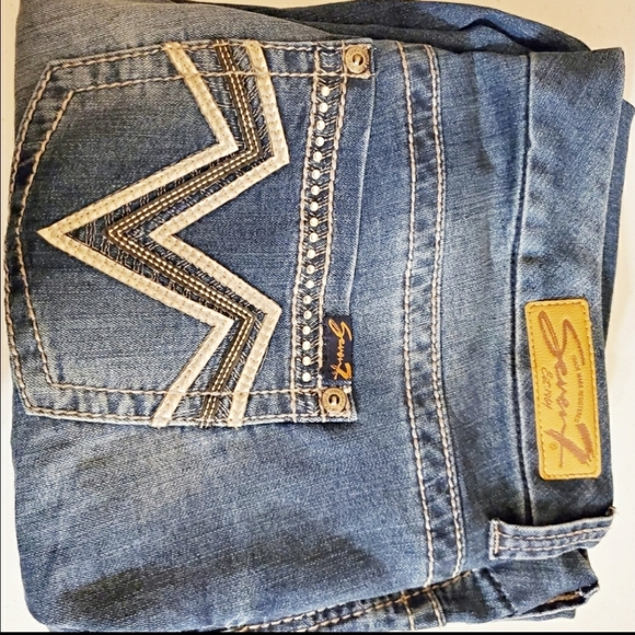 Seven7 Denim - Seven7 Luxe Bootcut Jeans